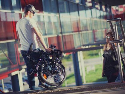 Rower jako środek codziennego transportu