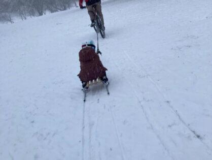 Rower zamiast nart w tym roku? Najlepsze miejsca na zimowe przejażdżki rowerowe